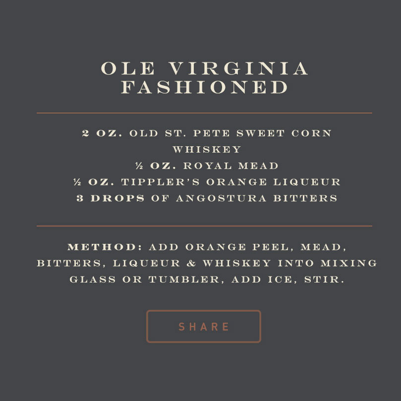 Ole Virginia Fashioned