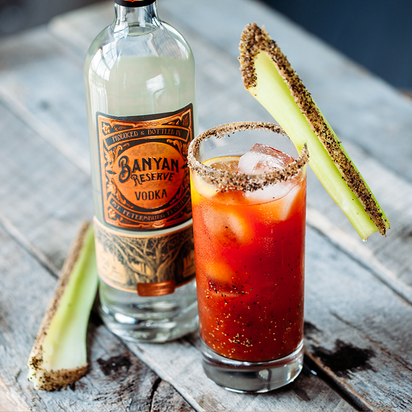 Banyan Reserve Bloody Mary