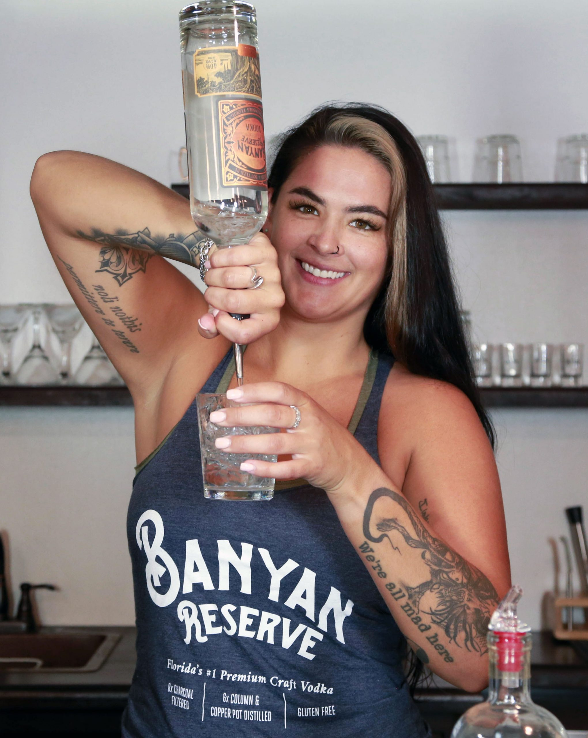 Local Bartender - Lydia